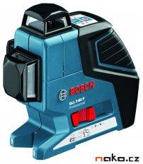 BOSCH GLL 3-80 P Professional křížový laserový nivelační přístroj 0...