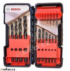 BOSCH sada vrtáků do kovu HSS-R Toughbox 18ks 2608589294