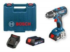 BOSCH GSB 18-2-LI Plus Professional příklepová aku vrtačka 06019E71...