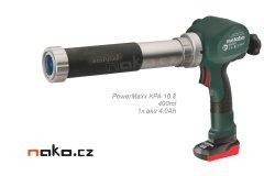 Metabo PowerMaxx KPA 10.8 400ml (1x4,0Ah) aku vytlačovací pistole n...