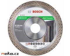 BOSCH diamantový dělicí kotouč Best for Hard Ceramic 125x22mm 2608615077