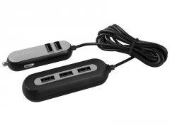 AVACOM CarHUB nabíječka do auta 5x USB výstup NACL-CH5X-KK