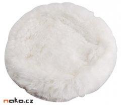 EXTOL PREMIUM kotouč leštící ovčí rouno, 180mm 8892500B