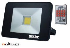 HECHT 2812 LED reflektor se senzorem a dálkovým ovládáním 20W