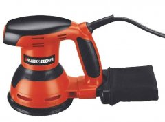 BLACK&DECKER KA198 excentrická bruska 125mm