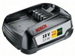 BOSCH 1600A005B0 akumulátor Li-Ion PBA 18V/2.5Ah W-B - ORIGINÁL