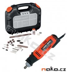 Black&Decker RT650KA multibruska