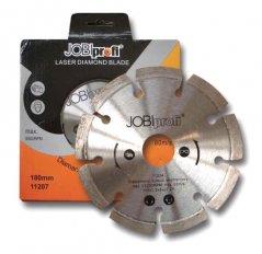 JOBI DSL 125mm diamantový segmentový kotouč