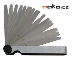 KINEX 1130 měrky spárové 0.02-0.2/100mm 251670