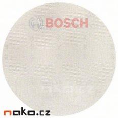 BOSCH brusná mřížka 150mm G 80 na suchý zip M 480 net 2608621171