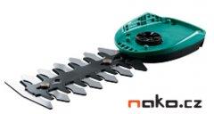 BOSCH lišta na keře Multi-Click 12 cm pro nůžky ISIO 3 F016800327