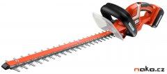 BLACK&DECKER GTC3655L20 aku nůžky na živý plot