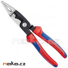 KNIPEX 1382200 elektrikářské multifunkční kleště