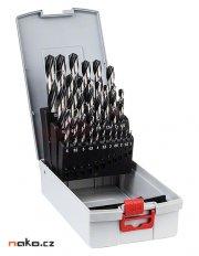 BOSCH sada vrtáků do kovu Twist Speed HSS PointTeQ 1-13mm ProBox 26...