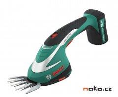 BOSCH AGS 10,8 LI aku nůžky na trávu 0600856100