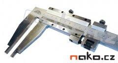 KINEX měřítko posuvné 600/150mm 0.02mm 251231