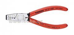 KNIPEX 9761145A kleště na kabel.koncovky 0,25 - 2,5
