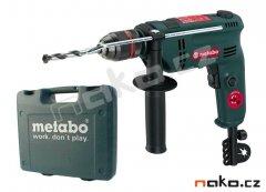 METABO SBE 600 R+L Impuls příklepová vrtačka 600607000