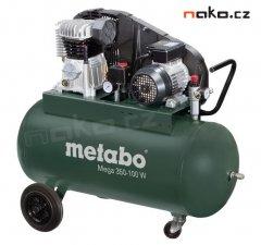 METABO Mega 350-100 W pístový olejový kompresor 601538000