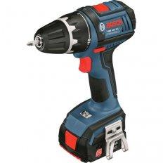 BOSCH GSR 14,4 V-LI Professional aku vrtačka L-Boxx 2x 1,5Ah 060186...