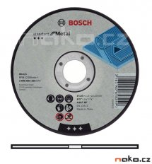 BOSCH 125x1,6mm řezný kotouč Standard for Metal 2608603165