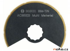 BOSCH SACI 85 EB titan-nitridový segmentový pil. kotouč Multi Material BiM 2608662042