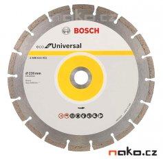 BOSCH diamantový řezný kotouč Eco for Universal 230x22mm 2608615031...