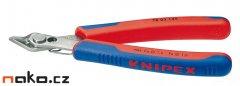 KNIPEX 7803125 kleště štípací boční pro elektroniku 125mm