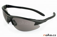 ISSA brýle ochranné ST.TROPEZ kouřové 09103