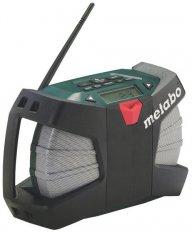 Metabo RC 12 WildCat rádio s nabíječkou