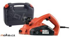 BLACK & DECKER KW712KA hoblík elektrický