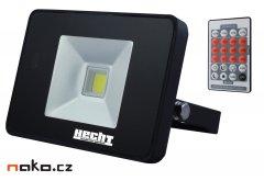 HECHT 2811 LED reflektor se senzorem a dálkovým ovládáním 10W