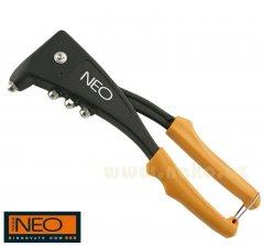 NEO TOOLS kleště nýtovací na Al,Fe,Inox zesílené 18-103
