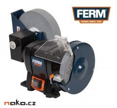 FERM FSMC-200/150 dvoukotoučová bruska pomaloběžná BGM1021