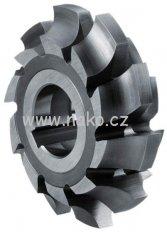 Fréza čtvrtkruhová vydutá F830170 3mm ČSN 222234