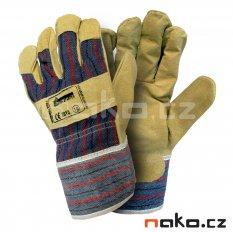 ISSA rukavice kombinované pracovní 07010