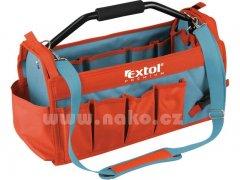 EXTOL PREMIUM taška na nářadí s kovovou rukojetí (8858022)