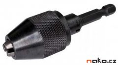 "MAGG GSDR16 sklíčidlo 0,6-6mm se stopkou 1/4"""