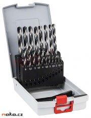 BOSCH sada vrtáků do kovu Twist Speed HSS PointTeQ 1-10mm ProBox 26...