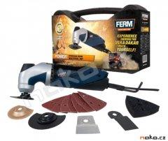 FERM FDOT-250 multifunkční obrážečka / oscilační bruska OTM1004