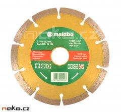 METABO diamantový kotouč segmentový 125mm 624269