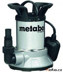 METABO TPF 6600 SN ponorné čerpadlo s plochým sáním 250660006