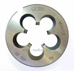 Závitová kruhová čelist 223210 HSS M3,5 /240 035/