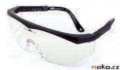 ISSA brýle ochranné TALLIN čiré 09104