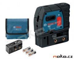 BOSCH GPL 5 Professional stavební laser 5-bodový 0601066200