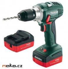 METABO BS 14,4 LT Impuls aku vrtačka 2x2,0Ah LiIon