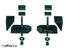 PROXXON 24257 stupňovité upínky pro stůl KT 150