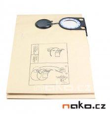 METABO sáček filtrační papírový 5 ks pro ASA 32 L, 1202 - 631757000...