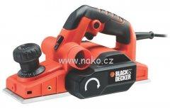 BLACK & DECKER KW750K hoblík elektrický