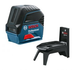 BOSCH GCL 2-15 + RM1 box křížový laser 0601066E00